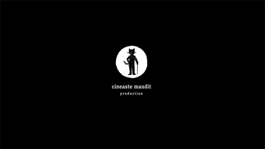 Cineaste Maudit Logo